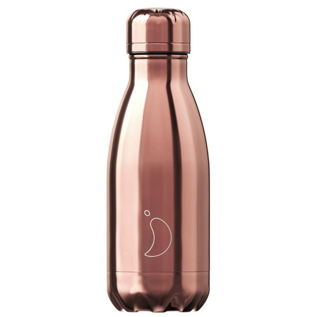 Juomapullo Chilly's Rose Gold, 260ml