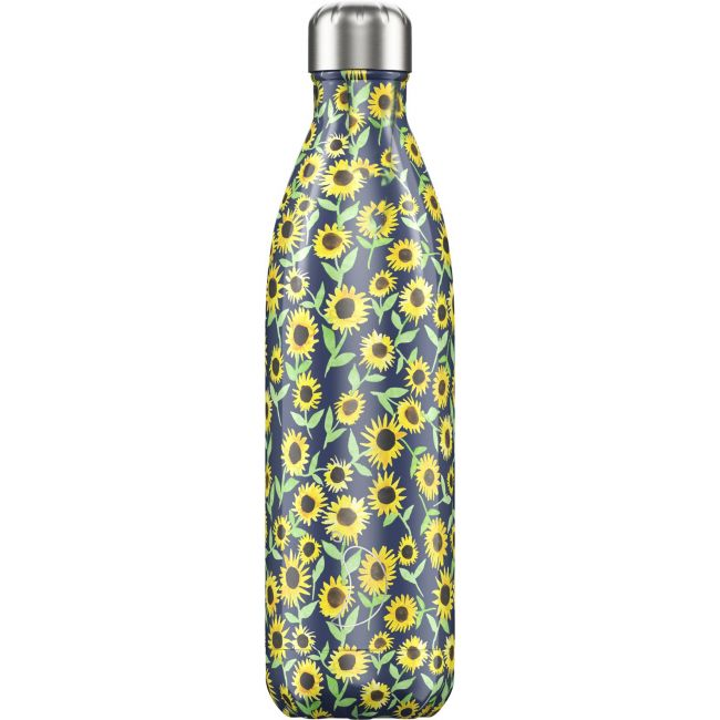 Juomapullo Chilly's Sunflower, 750ml